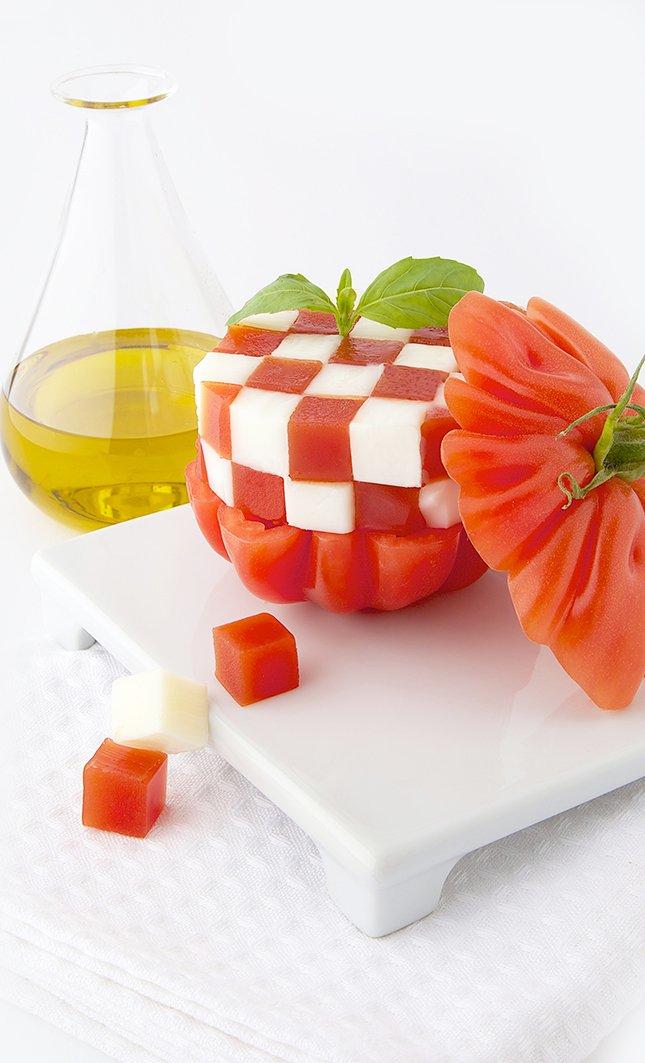 Tomate à l'italienne - 2013